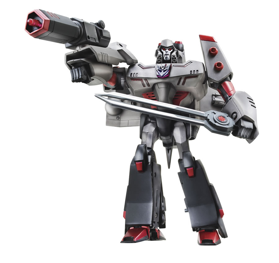 ... Pictures - Transformers / Animated Leader Megatron Earth mode (1).jpg