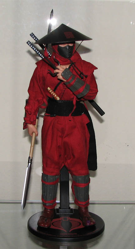 Sideshow Collectibles - Red Ninja