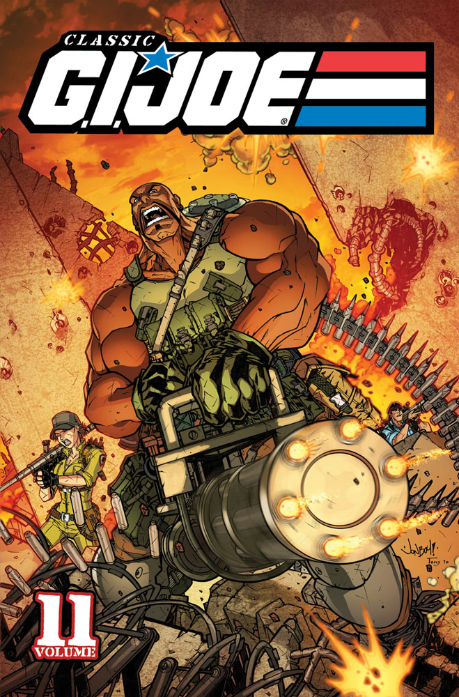 Classic G.I. Joe, Vol. 11 Larry Hama, M. D. Bright and Lee Weeks