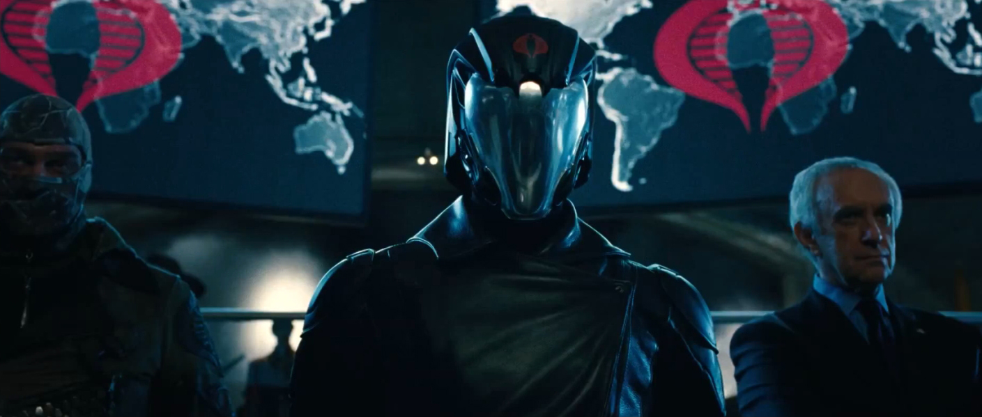 Cobra Commander Retaliation You ll notice there is no