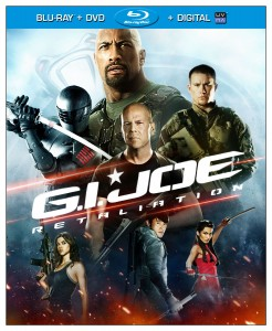 PARAMOUNT HOME ENTERTAINMENT G.I. JOE: RETALIATION