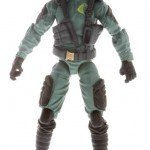 G.I. JOE 3.75 Movie Figure Night Viper A0969