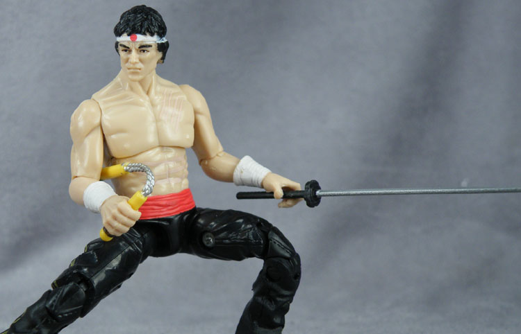 Bruce Lee Wannabe