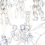 Sigma 6 COBRA Commander - Battle Armor Evolution?