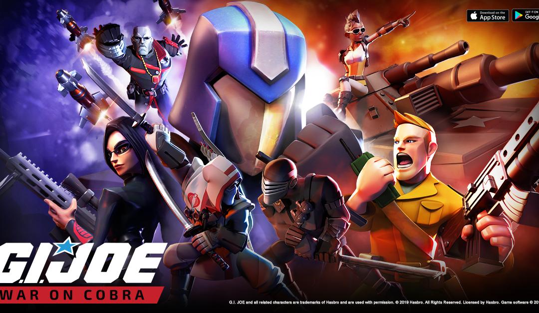 G.I. Joe: War on COBRA Official Launch Date
