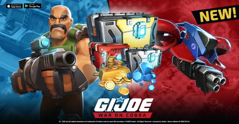 G.I. Joe: War on COBRA brings Gung Ho to the roster