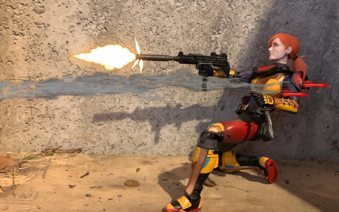 GeneralsJoes Reviews G.I. Joe: Classified Scarlett