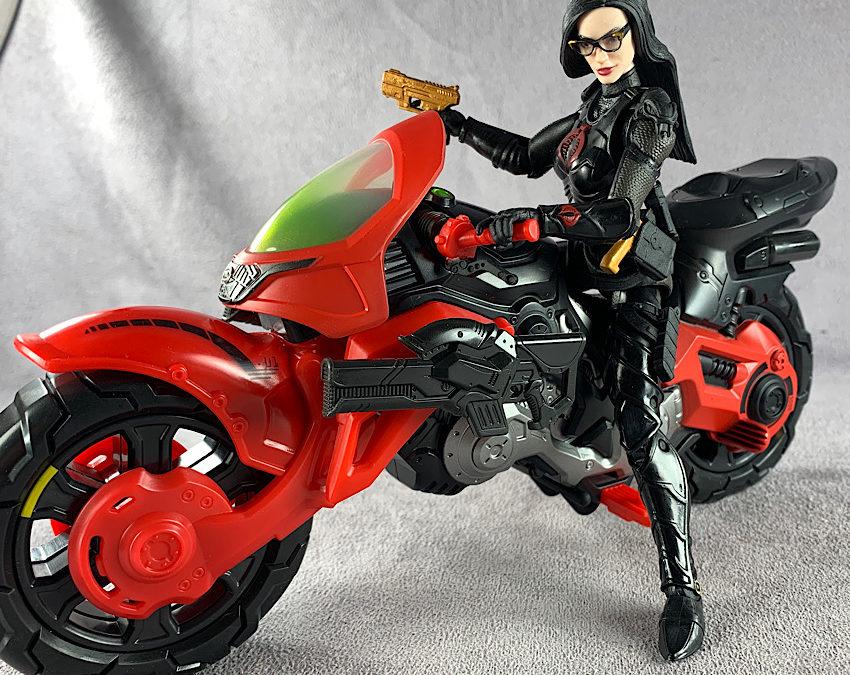 GeneralsJoes Reviews G.I. Joe: Classified Baroness with COBRA C.O.I.L.