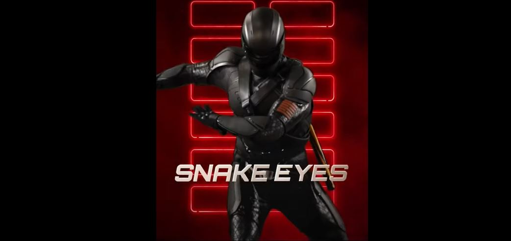 Snake Eyes ComicCon at Home Panel – Plus new character profiles!